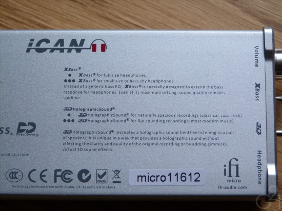 iCAN Amplifier 7