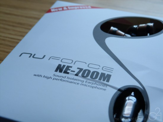 NuForce NE-700M 1